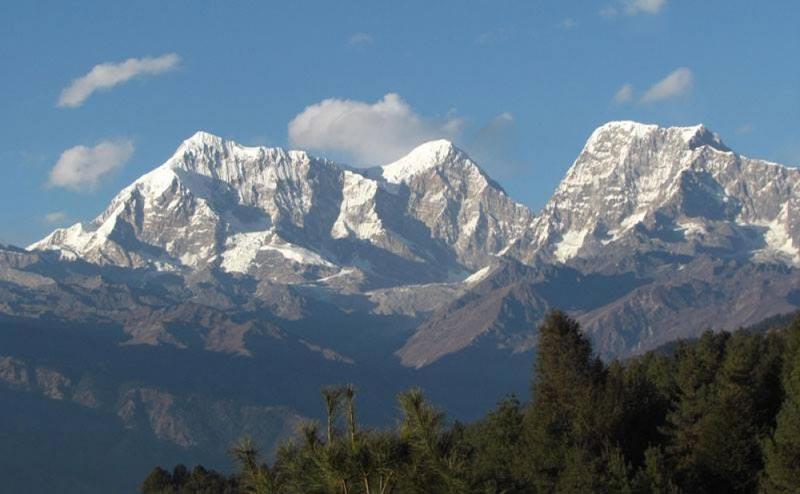Nepal Mountain Tour