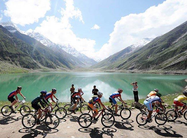 Mountain Bike Holidays Tour
