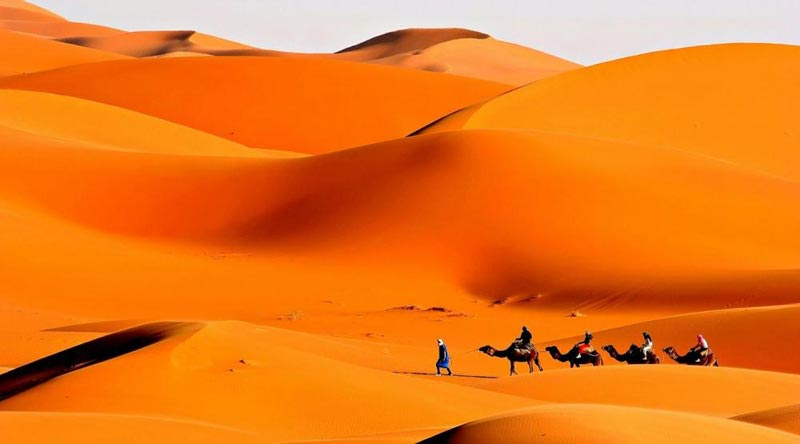 All Inclusive Morocco Desert Tour - Marrakesh