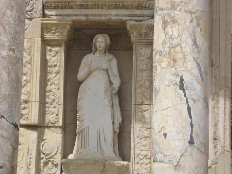 Ephesus & Pamukkale & Hierapolis Tour