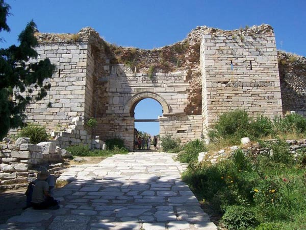 The Ancient City Of Ephesus & Teracce Houses & Temple Of Artemis & House Of Virgin Mary & Basilica T