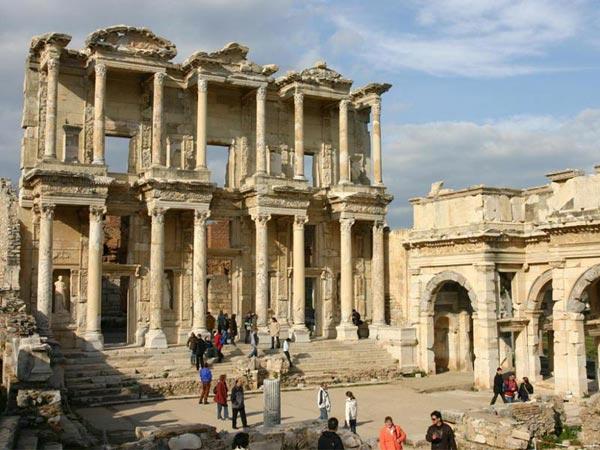 The Ancient City Of Ephesus & Turkish Village Tour To Kirazli
