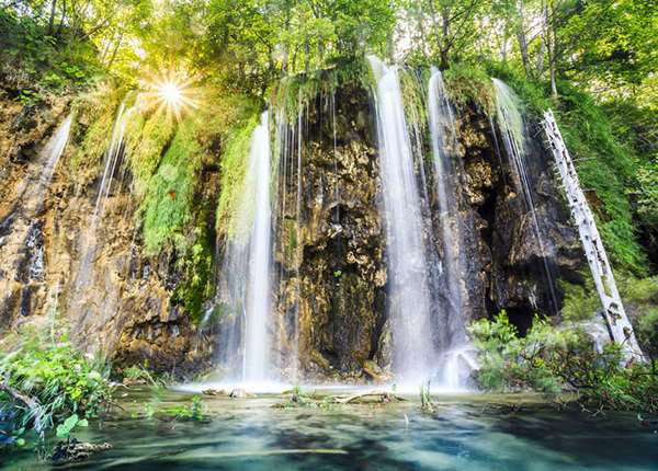 Blue And Green Croatia Package