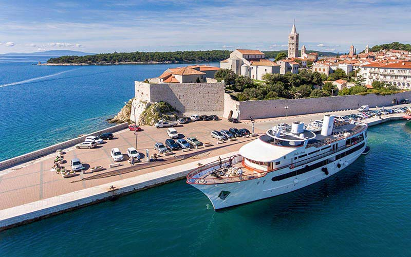 Porec To Dubrovnik One Way Deluxe Cruise Package