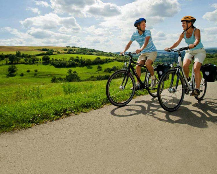 Go Long Countryside Bike Ride Package