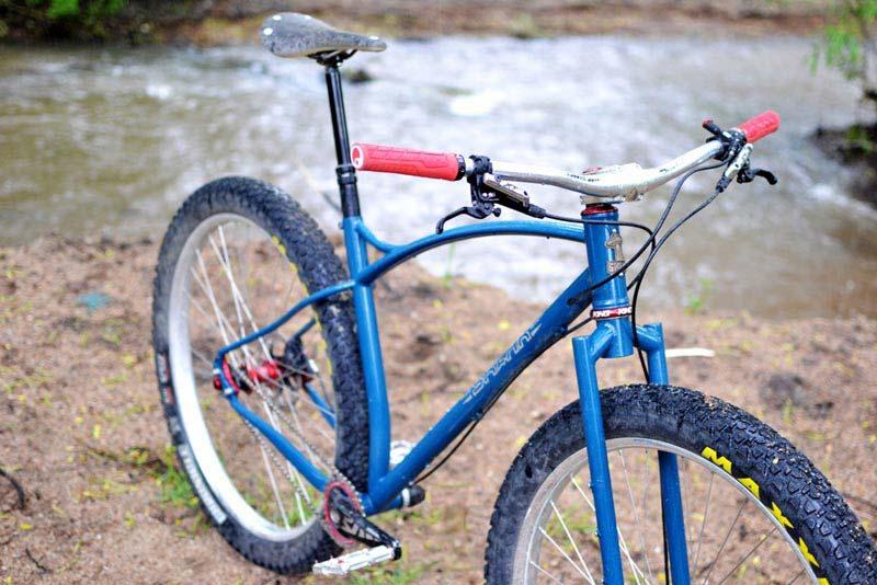 Gunung Sari Mountain Bike Package