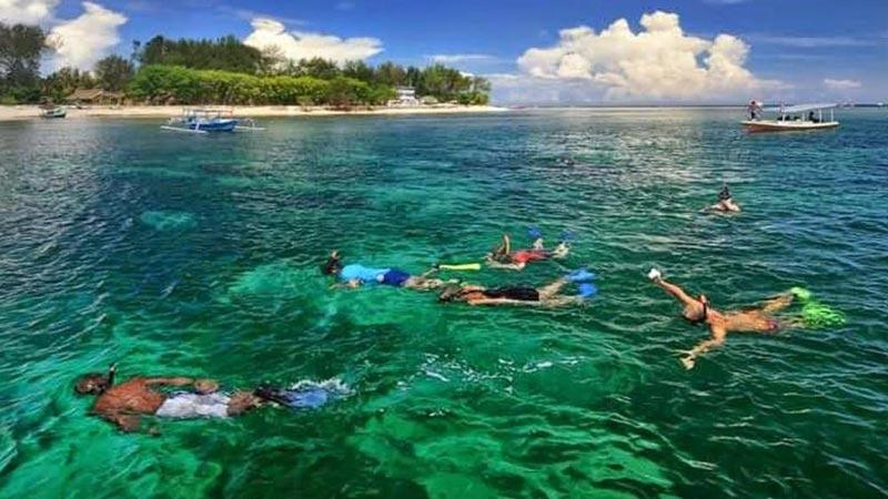 Northern Coast Gili Islands Snorkeling Trip Package