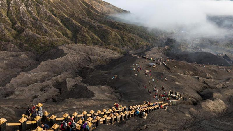Bromo And Ijen Tour Package
