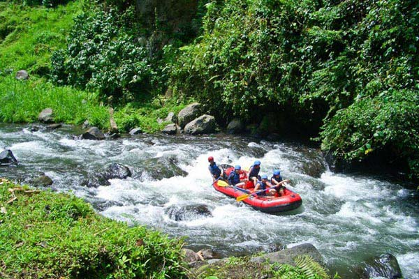 Bali Soft Adventure Package