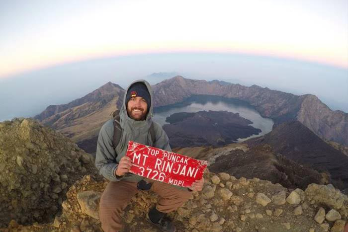2 Days Rinjani Trekking To Summit Package