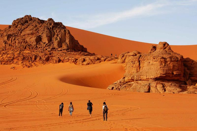 Marrakech - Merzouga - Fes Package