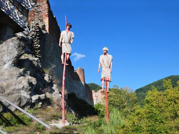 Vlad The Impaler Trail To Transylvania Package
