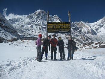 Annapurna Base Camp Trek-16 Days  Package