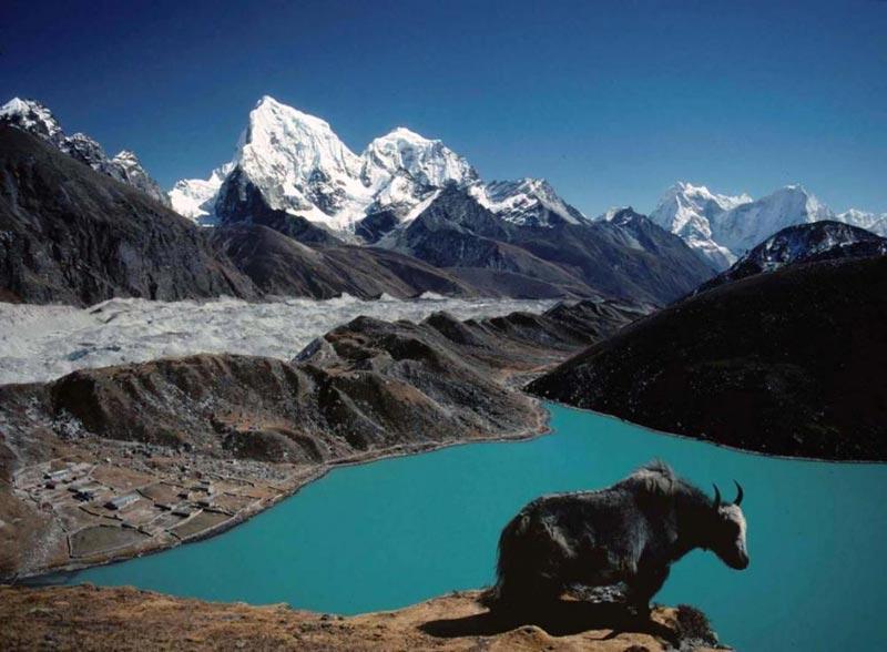 Gokyo Lakes Trek In The Everest Himalayas Nepal Package