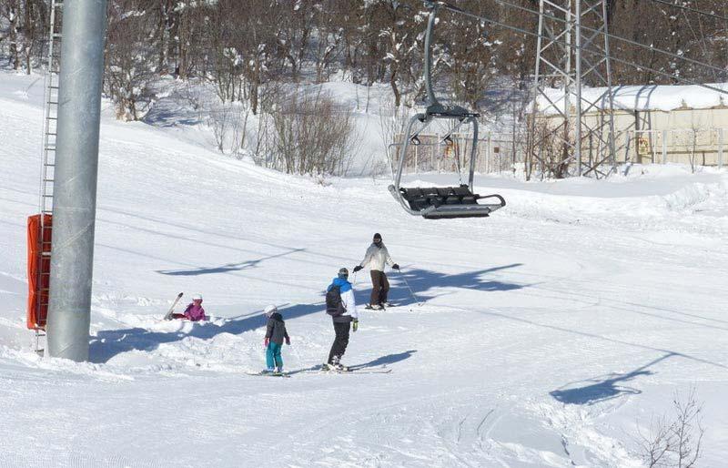 One Day Trip To Ski Resort In Tsaghadzor Package