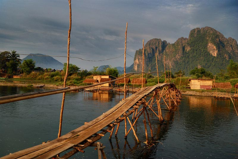 Thailand - Laos - Cambodia Heritage 19 Days/ 18 Nights