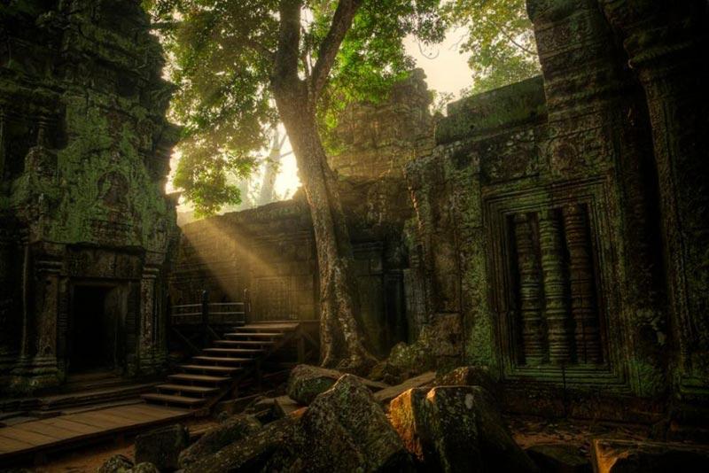 Burma - Thailand - Laos - Cambodia Grant Tour