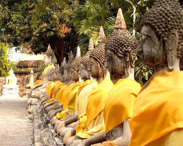 Thailand - Laos - Cambodia Heritage Tour