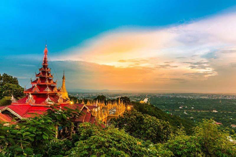 Honeymooners' Tour Myanmar