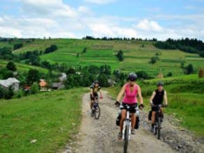 Transcarpathian Biking Tour Package