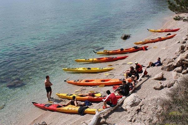 Adriatic Sea Kayaking Package