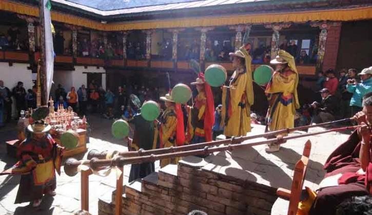 Mani Rimdu Festival Trek Tour
