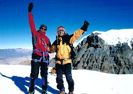 Thorong Peak Climbing Package