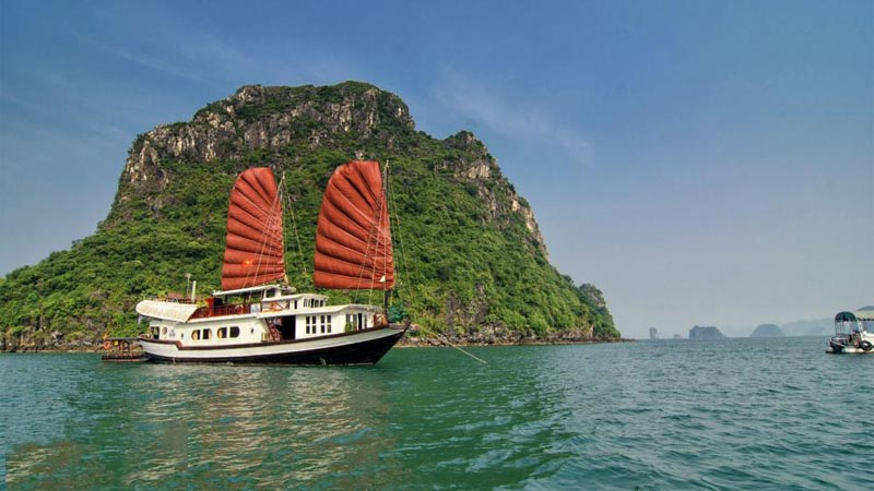 Grayline Cruise Halong Bay Tour