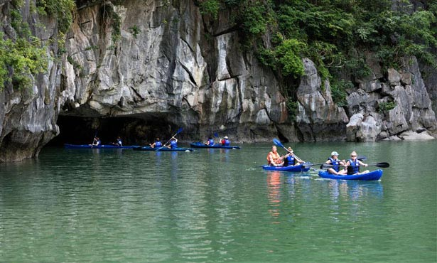 Mon Cheri Cruise – Halong – Lan Ha Bay 2 Days