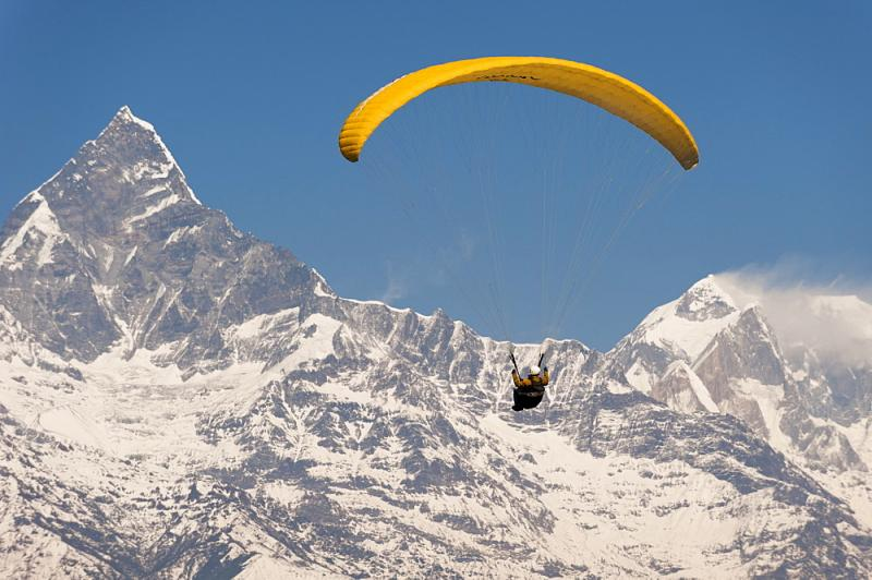 Paragliding In Bir-Billing Trip Tour