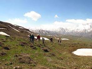 The Valleys Of The Assassins, Trekking Through The Alborz To The Caspian Sea, Masuleh & Rasht