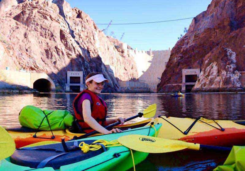 Black Canyon Hoover Dam Rafting - No Transportation Tour