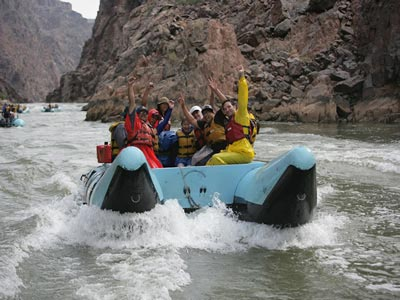 Grand Canyon Rafting - Deluxe Tour