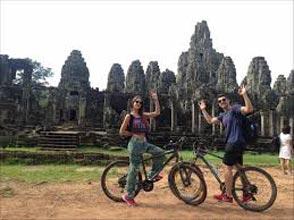 Biking To Angkor Sunrise Tour