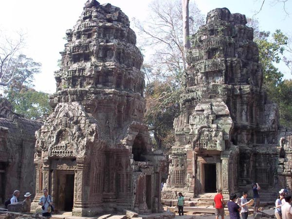 Off Road To Preah Khan Tour