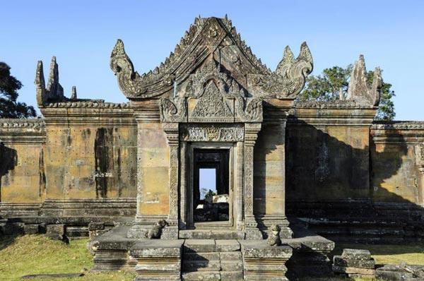Preah Vihear Adventure Tour