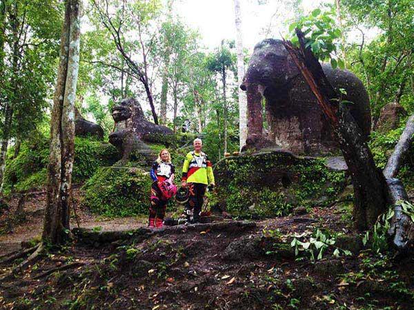 Koulen Jungle Treasure Trekking & Camping 38km Tour