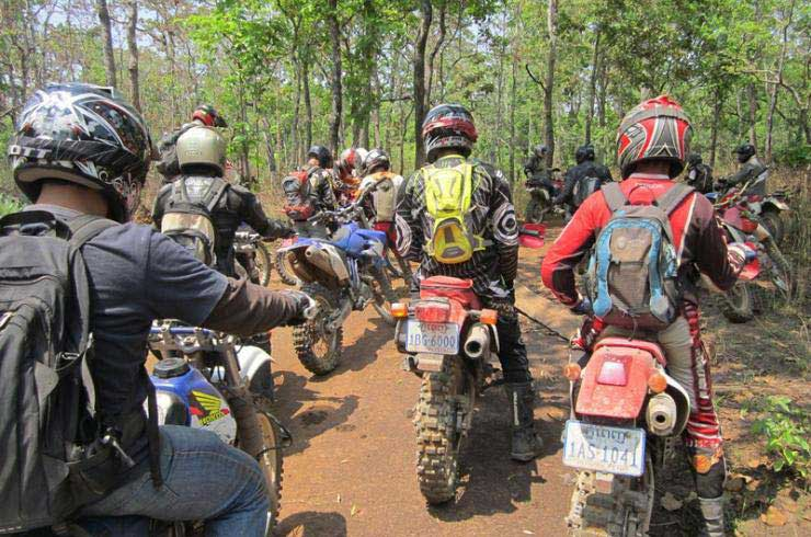 Siem Reap Excursion By Scooter 125cc Tour