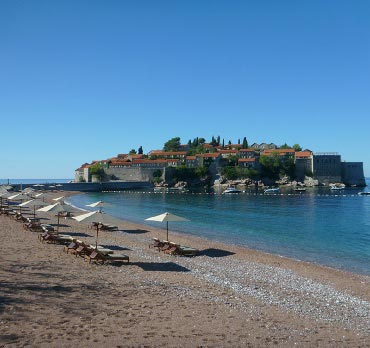Budva And Island St Nikola Tour