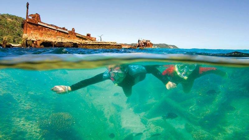 Scuba Dive Tour Package