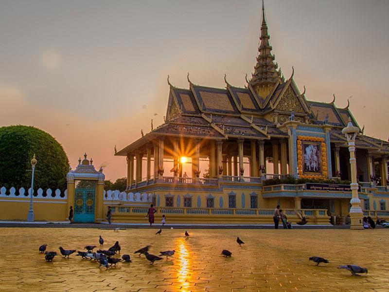 Cambodia Festival 1 Package