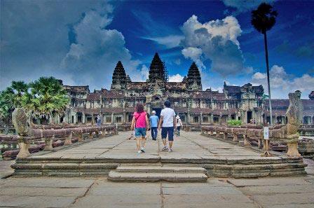 Cambodia Festival 2 Package