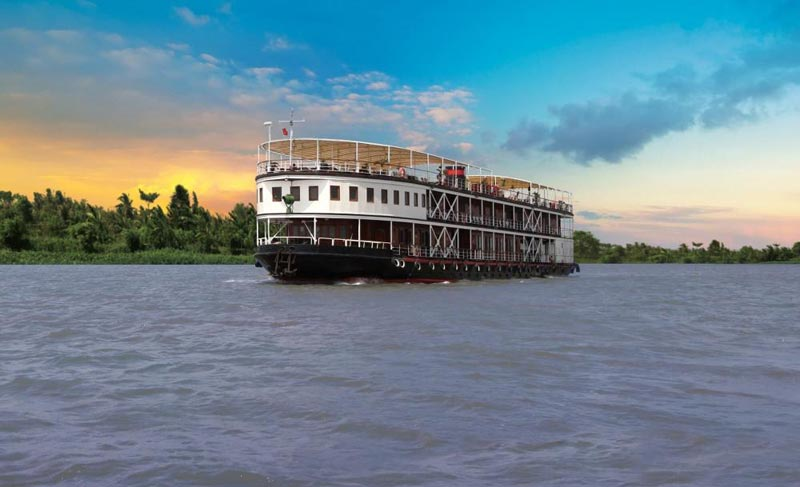 Cambodia River Cruise 2 Package