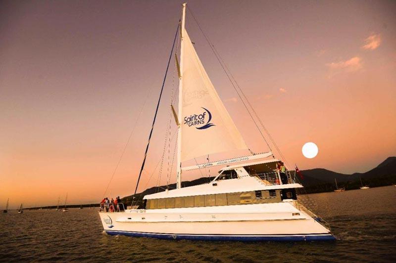 Cairns City Sights & Dinner Cruise Tour