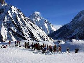 K2 Base Camp Trek Package