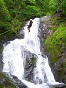 Zip Line Tour Over 11 Waterfalls