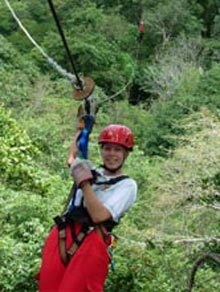 Canopy Tour And Superman Zip Line