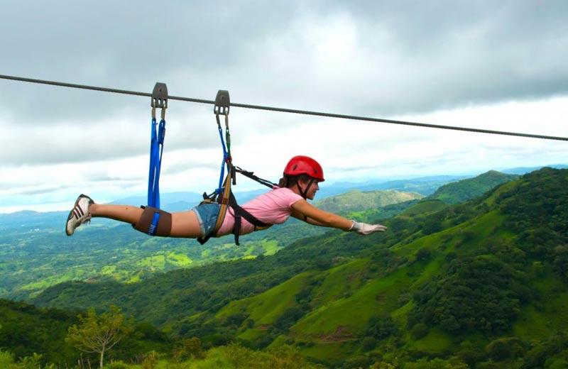 The Best Options For Zip Line Tours, Shore Excursion Puntarenas And Caldera Ports Tour