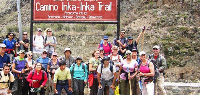 Classic Inca Trail Machu Picchu Package