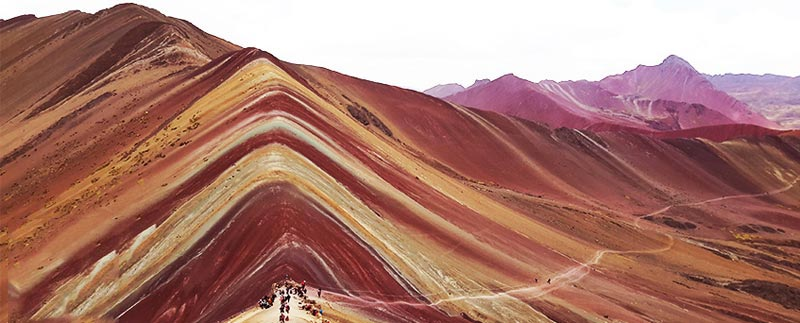 Rainbow Mountain Peru Full Day Hike Package